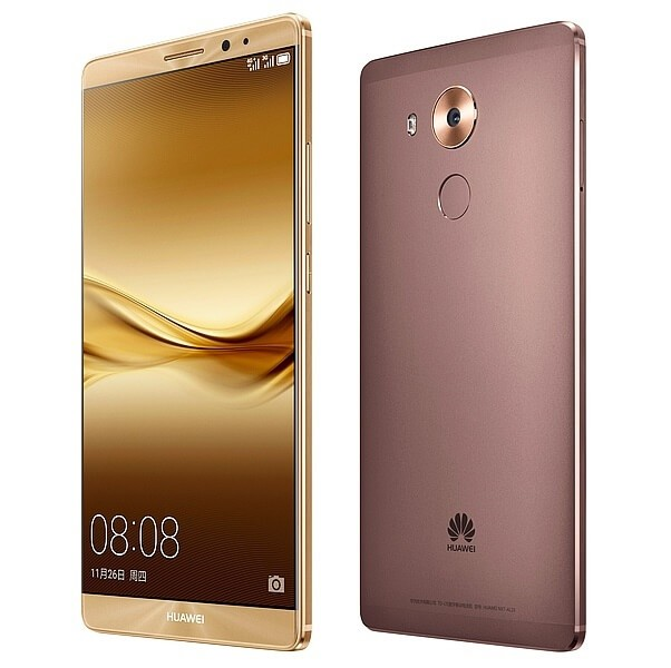 Rootear Huawei Mate 8