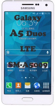 Root Samsung Galaxy A5 Duos SM-A5009 TD-LTE