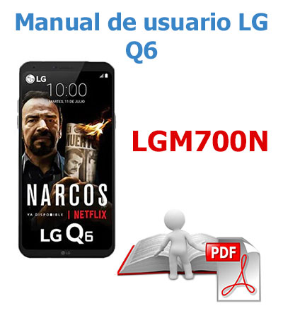 Descargar Manual del usuario para LG Q6 LGM700N en Castellano