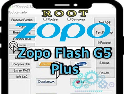 Rootear celulares Zopo Flash G5 Plus