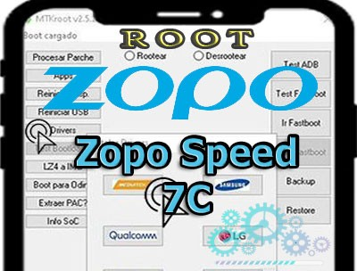 Rootear celulares Zopo Speed 7C