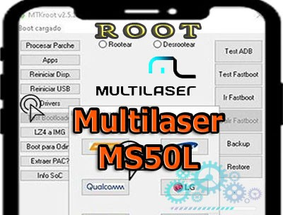 Rootear Multilaser MS50L paso a paso