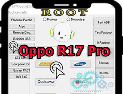 Rootear Oppo R17 Pro paso a paso