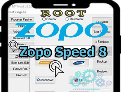 Rootear Zopo Speed 8 paso a paso