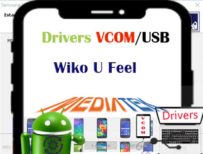 Descargar controladores USB MTK Wiko U Feel