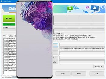 [Descargar Odin3] Samsung Galaxy S20 Ultra SM-G988